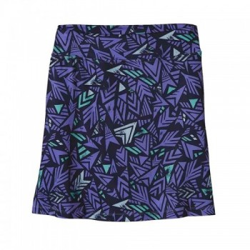 Falda morning glory skirt marca Patagonia con 50% de descuento.