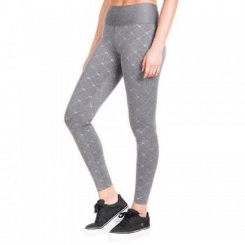 Legging long Reflective en color gris para Mujer Marca Ngx