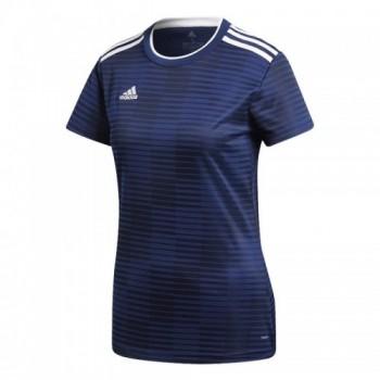 Polera Condivo 18 color Azul para Mujer Marca Adidas