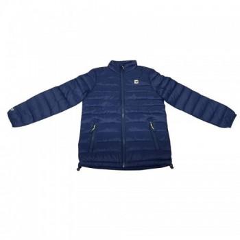 Parka Down Jacket para Niños Color Azul Weinbrenner con descuento