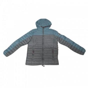 Parka Down Jacket para Niños Color Gris Weinbrenner con descuento