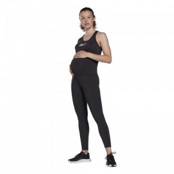 Calza de Maternidad lux Negro de Mujer Marca Adidas con descuento